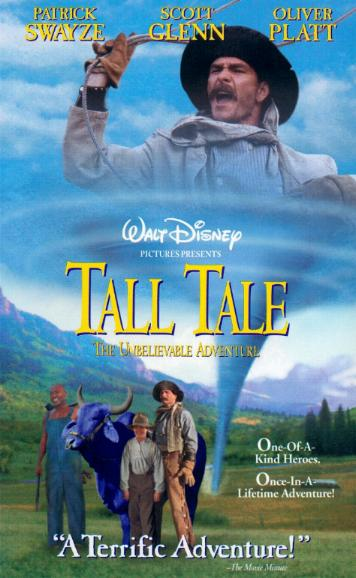 what is the most modern american tall tale