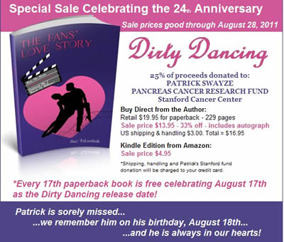 patrick swayze cancer